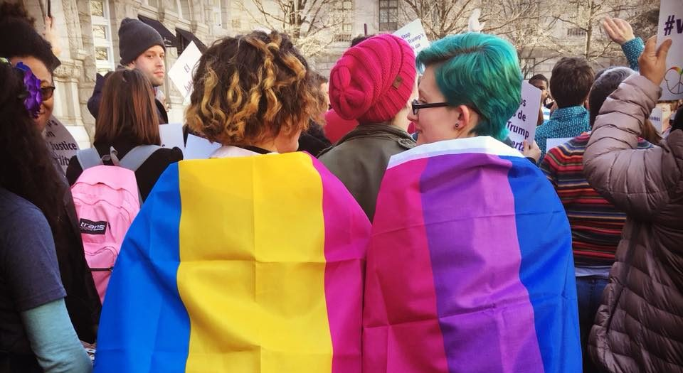 Allyship and Bisexual Health Awareness Month
