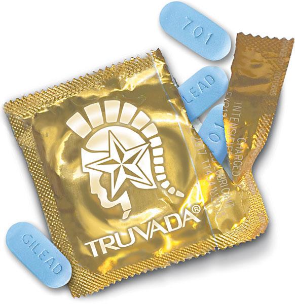 The Moral Hazard Paradox of PrEP and Condom Use