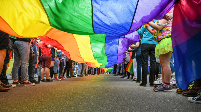 Aging with Pride Study Explores Health Outcomes of LGBT Seniors